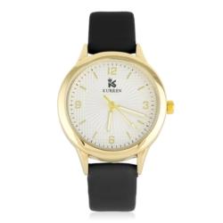 Zegarek damski - czarny - Z619