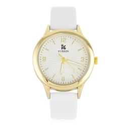 Zegarek damski - biały - Z620