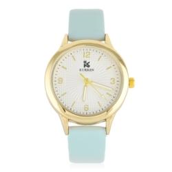 Zegarek damski - miętowy - Z621