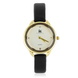 Zegarek damski - czarny - Z627