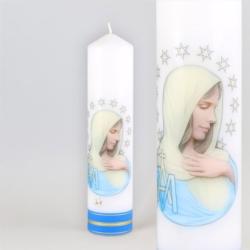 Świeca z podświetleniem LED - dł:-28cm - SG82