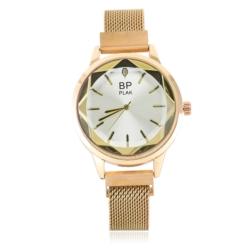 Zegarek damski- bransoleta magnetyczna złota Z649