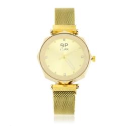 Zegarek damski- bransoleta magnetyczna złota Z650