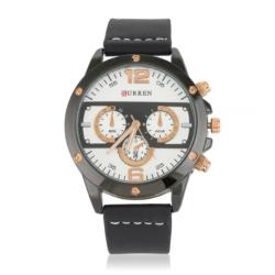 Zegarek męski - czarny - Z659