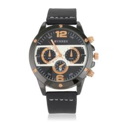 Zegarek męski - czarny - Z660