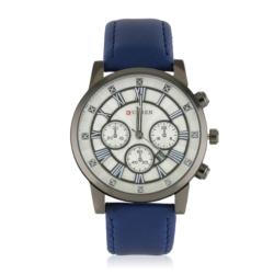 Zegarek męski - granatowy - Z661