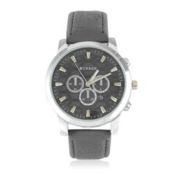 Zegarek męski - szary - Z670
