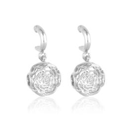 Kolczyki wiszące z kryształkami - EA2138