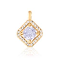 Przywieszka z kryształem - Xuping - PRZ1912
