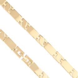 Bransoletka płaska - 19cm - Xuping BP3982