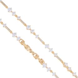 Bransoletka z kryształkami - Xuping BP3985