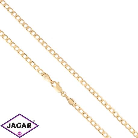 Bransoletka pancerka - 19cm - Xuping - BP3995