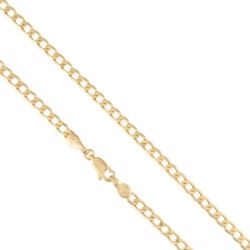 Łańcuszek pancerka - 50cm - Xuping - LAP1406