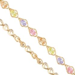 Bransoletka z kryształkami - Xuping BP4035
