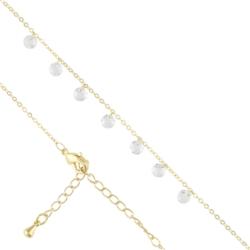 Bransoletka z kryształkami - BP4051