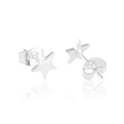 Kolczyki ze stali chirurgicznej - Lisha - EAP9554