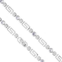 Bransoletka z kryształkami - Xuping BP4088