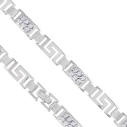 Bransoletka z kryształkami - Xuping BP4089