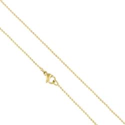 Łańcuszek - stal chirurgiczna 45cm- Xuping LAP1429