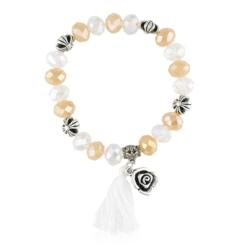 Bransoletka z kryształkami - BRA1142