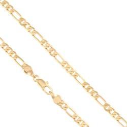 Łańcuszek  figaro - 45cm - Xuping LAP1441