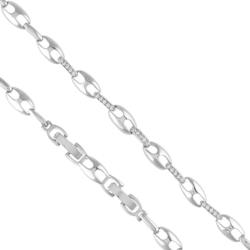Bransoletka z kryształkami - Xuping BP4102