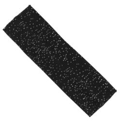 Opaski do włosów - czarna - OPS179