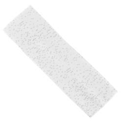 Opaski do włosów - biała - OPS180