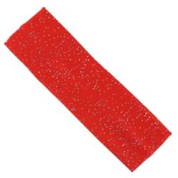 Opaski do włosów - czerwona - OPS181