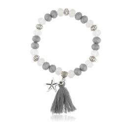 Bransoletka z kryształkami - BRA1147