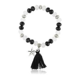 Bransoletka z kryształkami - BRA1151