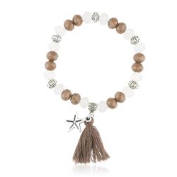 Bransoletka z kryształkami - BRA1154