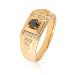 Pierścionek - sygnet - Xuping - PP1920