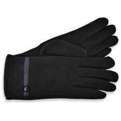 Eleganckie rękawiczki damskie - 23cm - RK431