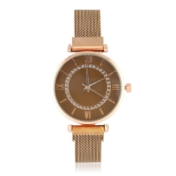 Zegarek damski na bransolecie magnetycznej - Z843