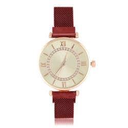 Zegarek damski na bransolecie magnetycznej - Z844