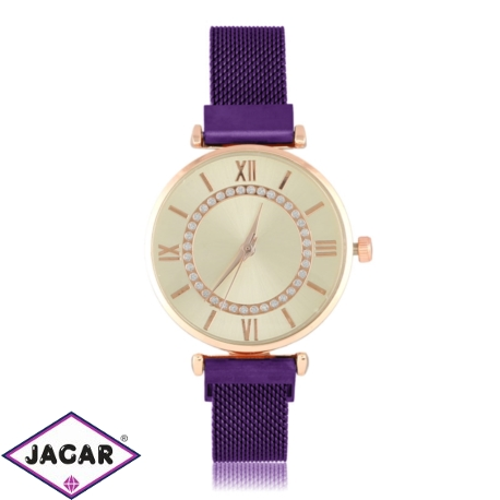 Zegarek damski na bransolecie magnetycznej - Z847