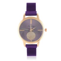 Zegarek damski na bransolecie magnetycznej - Z850