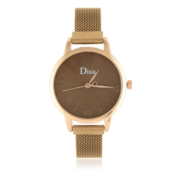 Zegarek damski na bransolecie magnetycznej - Z855
