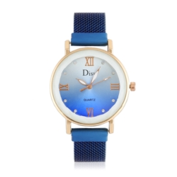 Zegarek damski na bransolecie magnetycznej - Z857