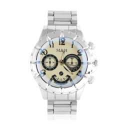 Zegarek męski na bransolecie - Z872