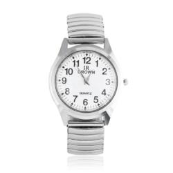 Zegarek męski - bransoleta na gumce - Z877