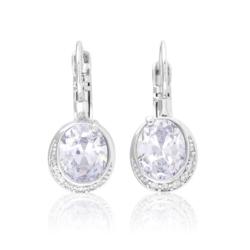 Kolczyki z kryształem - Xuping - EAP9835