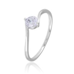 Pierścionek z kryształem - Xuping - PP1972