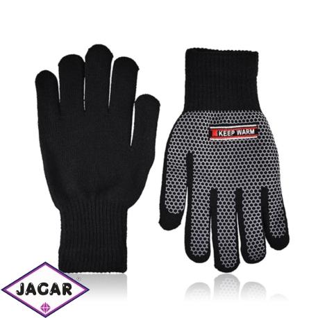 Rękawiczki męskie - młodzieżowe - 23cm - RK447