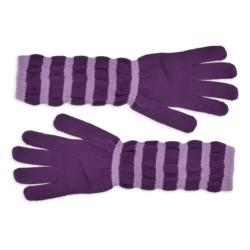 Rękawiczki damskie - młodzieżowe - 32cm - RK449