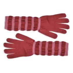 Rękawiczki damskie - młodzieżowe - 32cm - RK450