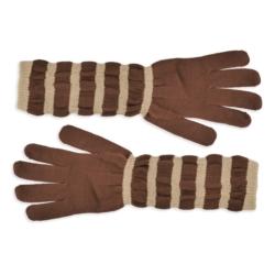 Rękawiczki damskie - młodzieżowe - 32cm - RK451
