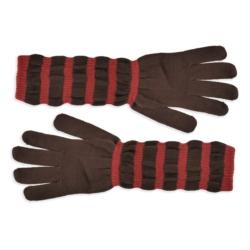 Rękawiczki damskie - młodzieżowe - 32cm - RK452