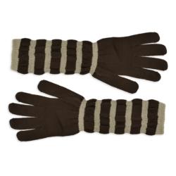 Rękawiczki damskie - młodzieżowe - 32cm - RK454